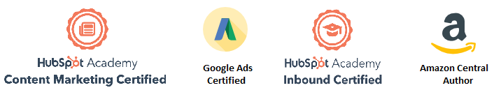 a certified marketing professional